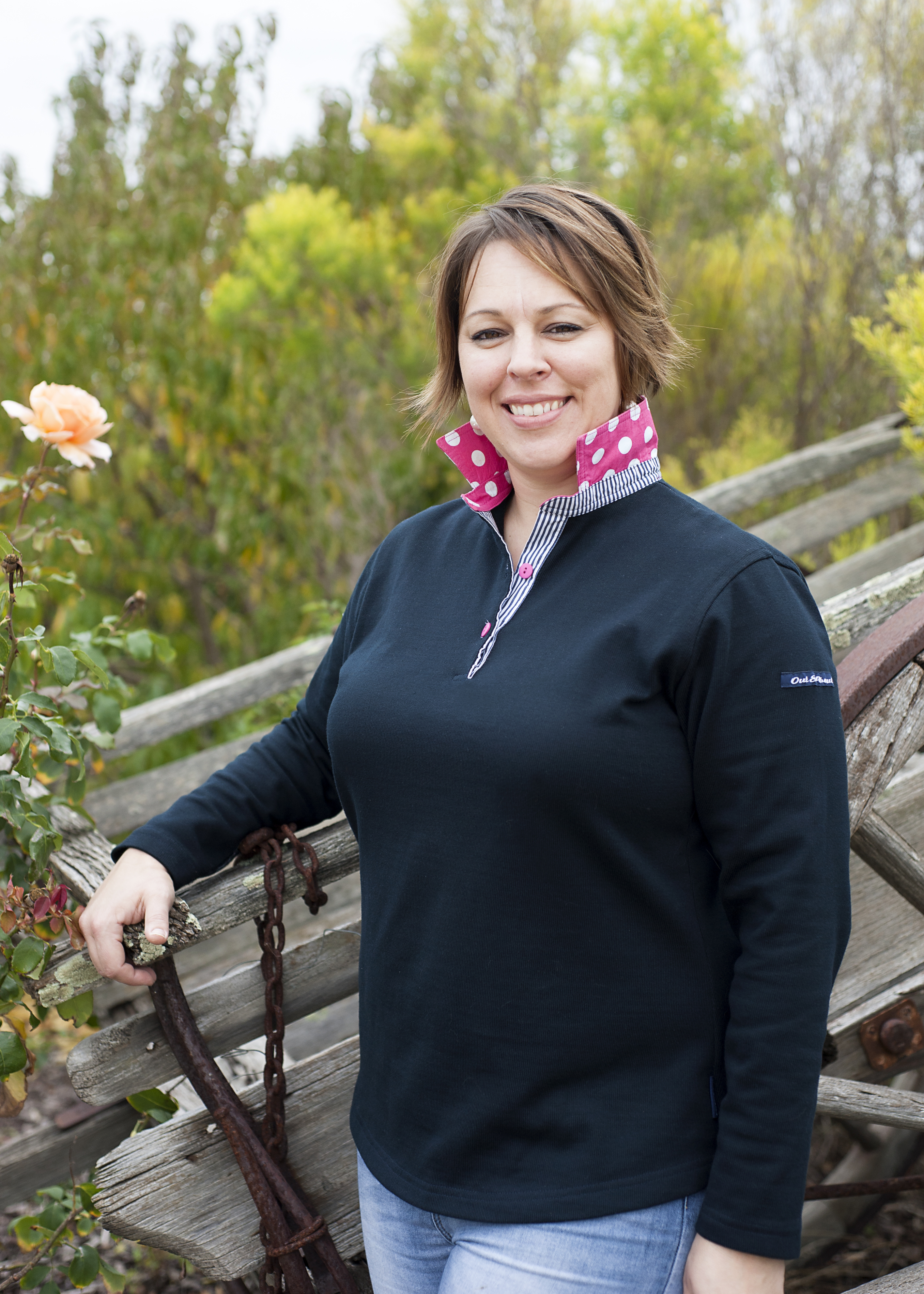 Out & About Clothing | Owner, Christine Rosenzweig