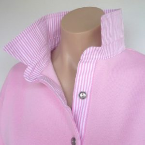 Light pink - narrow light pink stripe