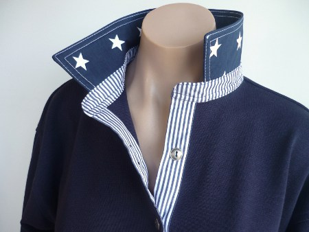 Navy rugby - Navy star and stripe