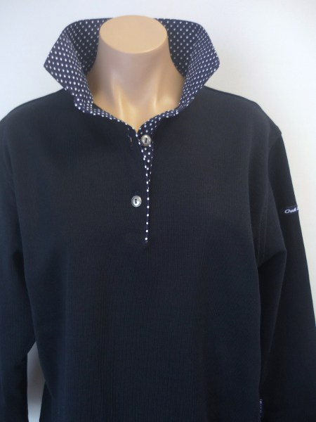 Navy rugby - Small Dark navy spot